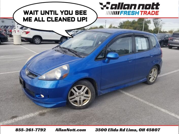 2007 Honda Fit Sport Lima OH