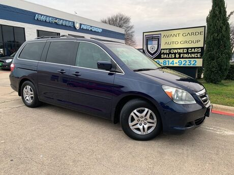 2007 Honda Odyssey EX-L / RES LEATHER, SUNROOF, REAR ENTERTAINMENT SYSTEM!!! EXTRA CLEAN!!! GREAT VALUE!!! Plano TX
