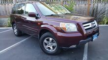 2007_Honda_Pilot_EX-L_ Redwood City CA