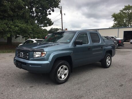 2007 Honda Ridgeline RT 4x4 Richmond VA