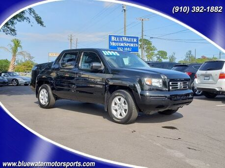 2007_Honda_Ridgeline_RTL w/Leather_ Wilmington NC
