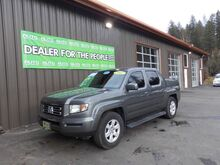 2007_Honda_Ridgeline_RTL w/ Moonroof & Navigation_ Spokane Valley WA