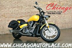 2007_Honda_VTX1300c_SADDLE BAGS CHROME BLUETOOTH SPEAKERS RUNS GREAT CUSTOM VANCE & HINES EXHAUST_ Bensenville IL