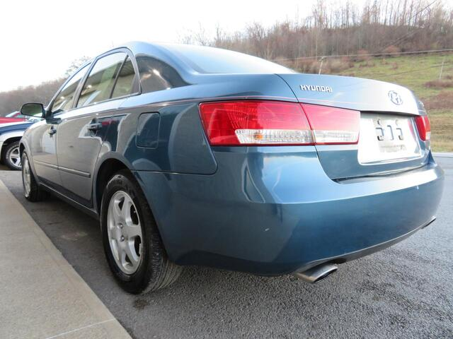 2007 Hyundai Sonata SE 4dr Sedan W/SUNROOF Grafton WV