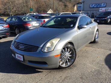 2007_INFINITI_G35 Coupe__ Worcester MA