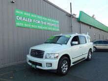 2007_Infiniti_QX56_AWD_ Spokane Valley WA