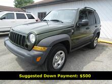2007_JEEP_LIBERTY SPORT__ Bay City MI