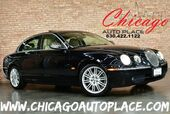 2007 Jaguar S-TYPE 3.0L ALUMINUM ALLOY V6 ENGINE TAN LEATHER W/ BROWN PIPING HEATED SEATS SUNROOF WOOD GRAIN INTERIOR TRIM PREMIUM ALLOY WHEELS XENONS