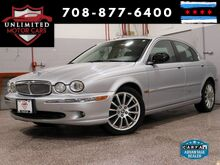 2007_Jaguar_X-TYPE_AWD_ Bridgeview IL