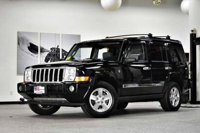 2007_Jeep_Commander_Limited_ Canton MA