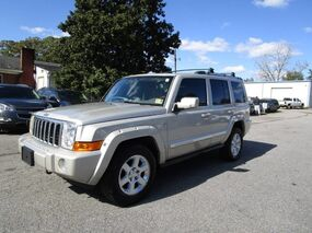 Jeep Commander Overland 4x4 2007