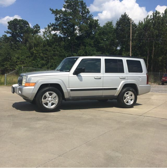 2007 Jeep Commander Sport 2WD Hattiesburg MS