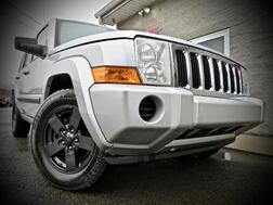 2007_Jeep_Commander_Sport 4X4 4dr SUV V6 W/ 3rd Row_ Grafton WV
