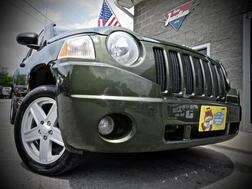 2007_Jeep_Compass_Sport 4x4 4 Door SUV 6 Speed Stick_ Grafton WV
