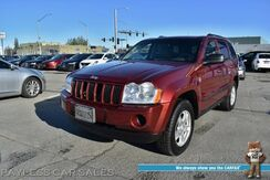 2007_Jeep_Grand Cherokee_Laredo / 4X4 / 4.7L V8 / Power Driver's Seat / Aux Jack / Cruise Control / Aluminum Wheels / Tow Pkg_ Anchorage AK