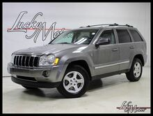 2007_Jeep_Grand Cherokee_Limited 4WD Rear TV Heated Seats_ Villa Park IL