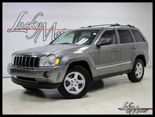 Jeep Grand Cherokee Limited 4WD Rear TV Heated Seats 2007