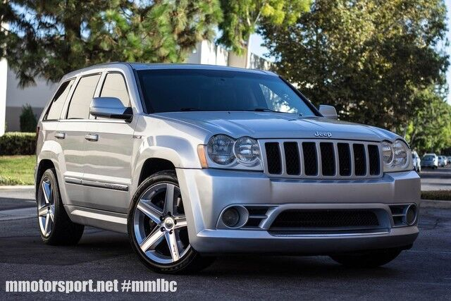 2007_Jeep_Grand Cherokee_SRT-8_ Long Beach CA