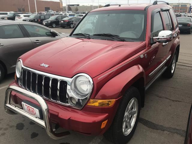 2007 Jeep Liberty Limited Waite Park MN