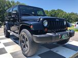 2007 Jeep Wrangler Unlimited 4d Convertible 4WD Sahara