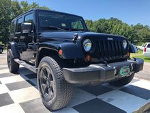 2007_Jeep_Wrangler Unlimited_4d Convertible 4WD Sahara_ Outer Banks NC