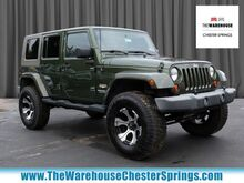 2007_Jeep_Wrangler_Unlimited Sahara_ Philadelphia PA