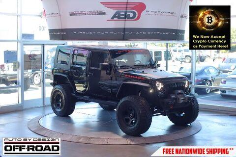 2007_Jeep_Wrangler_Unlimited Sahara 4WD_ Chantilly VA
