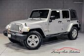2007 Jeep Wrangler Unlimited Sahara 4X4 4dr SUV