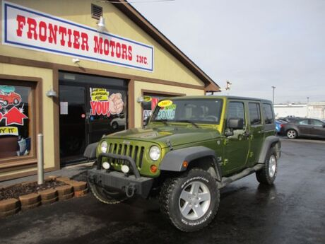 2007 Jeep Wrangler Unlimited X 4WD Middletown OH
