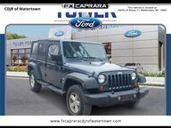 2007 Jeep Wrangler Unlimited X Watertown NY