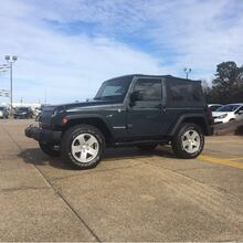 2007_Jeep_Wrangler_X_ Hattiesburg MS