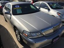 2007_LINCOLN_TOWN CAR_4 DOOR SEDAN_ Austin TX