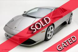 Lamborghini Murcielago Lp640 Gated Manual 2007
