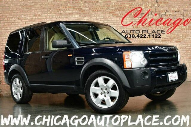 2007 Land Rover LR3 HSE - 4.4L V8 ENGINE 4 WHEEL DRIVE NAVIGATION PARKING SENSORS PANO ROOF 3RD ROW BEIGE LEATHER HEATED SEATS HARMAN/KARDON AUDIO Bensenville IL