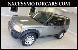 2007_Land Rover_LR3_SE ROOF PKG XENON CLEAN CARFAX._ Houston TX