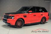2007 Land Rover Range Rover Sport Supercharged 4dr SUV