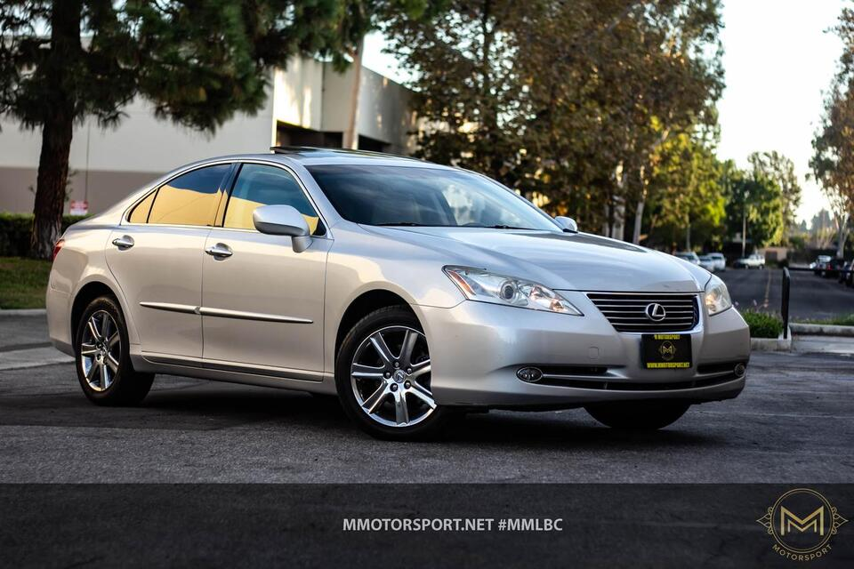 2007_Lexus_ES 350__ Long Beach CA