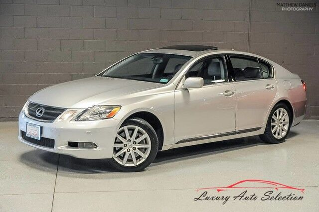 2007_Lexus_GS 350 AWD_4dr Sedan_ Chicago IL