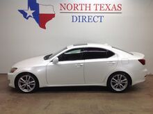 2007_Lexus_IS 250_Sport Technology Pkg Gps Navi Camera Sunroof Leather_ Mansfield TX