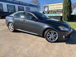 2007 Lexus IS250 NAVIAGTION REAR VIEW CAMERA, PREMIUM SOUND SYSTEM, HEATED LEATHER, SUNROOF!!! EXTRA CLEAN!!! ONE LOCAL OWNER!!!