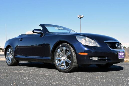 2007 Lexus SC 430  Fort Worth TX