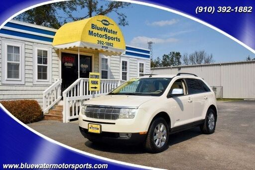 2007_Lincoln_MKX__ Wilmington NC