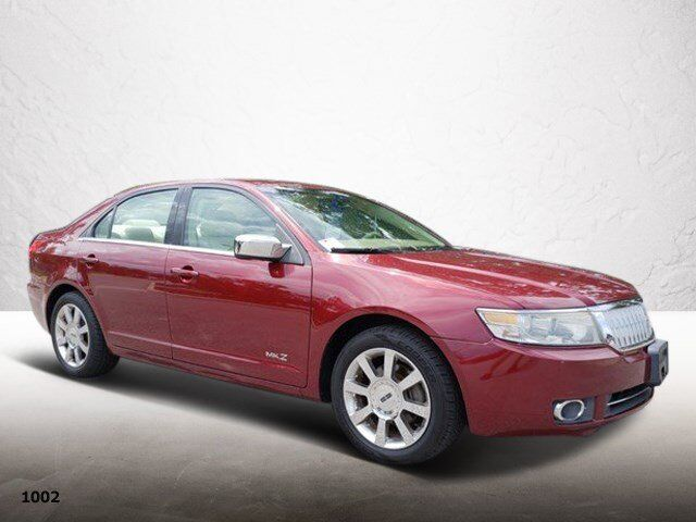 Vehicle details - 2007 Lincoln MKZ at Central Florida Lincoln ...