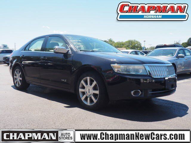 2007 Lincoln MKZ Base Horsham PA 24585296
