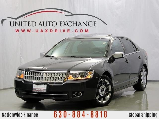 2007 Lincoln MKZ With navigation Addison IL 24335047