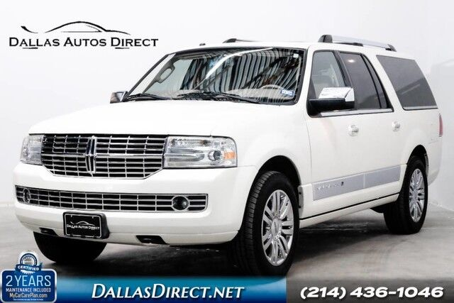 2007 Lincoln Navigator L ( CLEAN ) Carrollton  TX