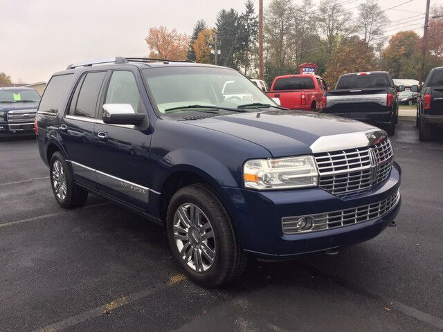 lincoln car 2007. 2007 lincoln navigator ultimate middletown pa car