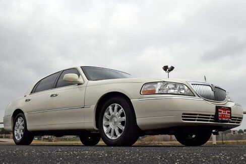 2007_Lincoln_Town Car_Signature Limited_ Fort Worth TX