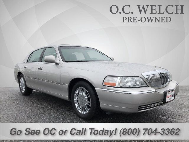 2007 Lincoln Town Car Signature Limited Hardeeville Sc