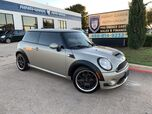 2007 MINI Cooper Hardtop S PREMIUM LEATHER, SPORT PACKAGE, PANORAMIC ROOF, EXTRA SPOILERS, UPGRADED WHEELS, WOOD STEERING WHEEL AND TRIM!!! SUPER CLEAN!!!